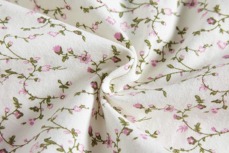 Breathable Comfort Experience Panty Sladatona Little Girls Soft Cotton Underwear Bring Cool
