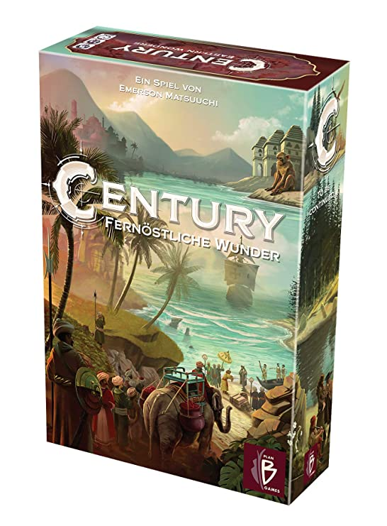 Pegasus Juegos 54902 g no Century 2 (planb Games), Parte: Amazon ...