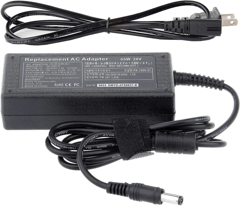 AC Adapter/Power Supply+Cord for Lenovo IdeaPad n580 n581 n585 n586 p500 z565