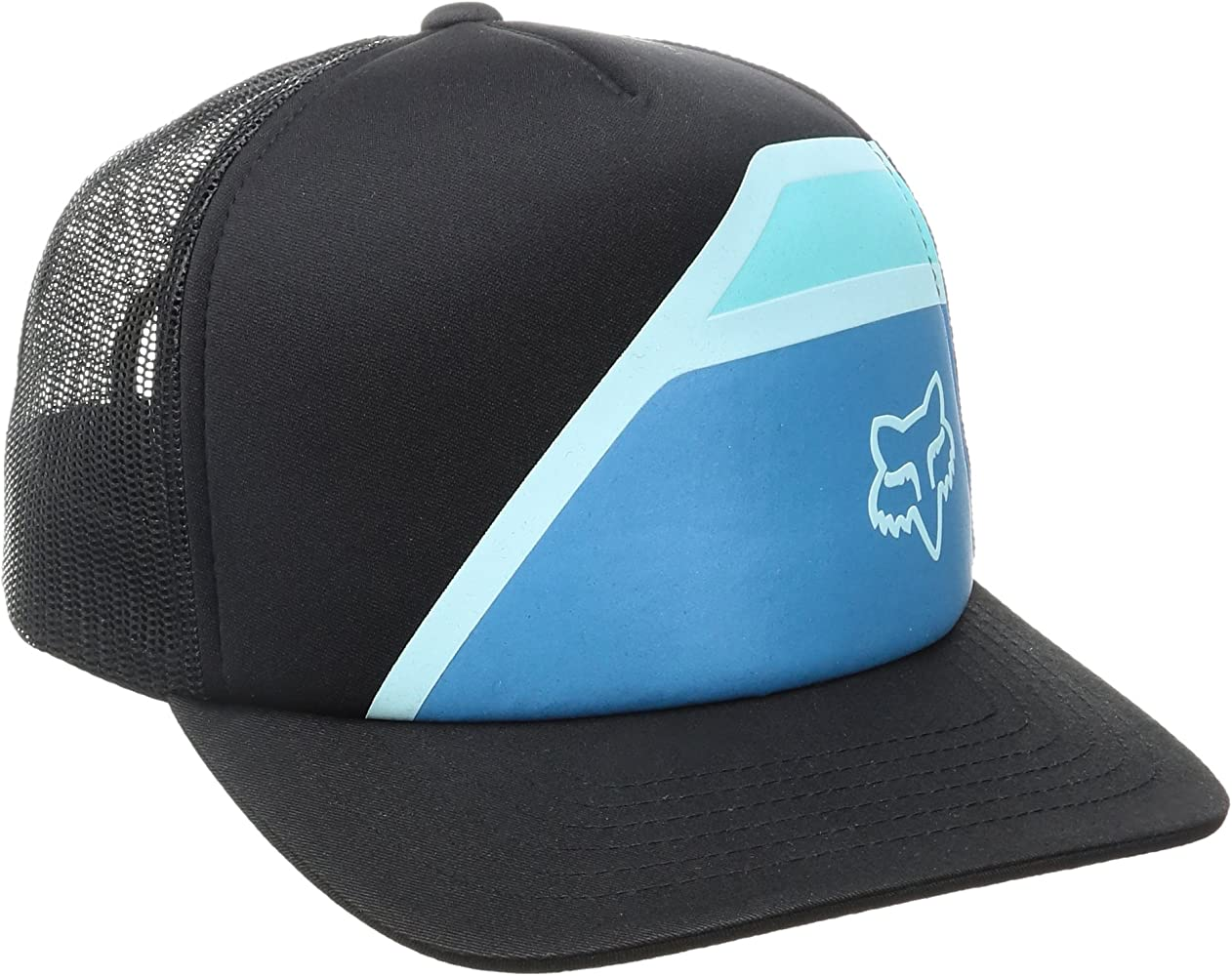 Gorra Fox [Seca Stripe] Azul, One Size: Amazon.es: Ropa y accesorios