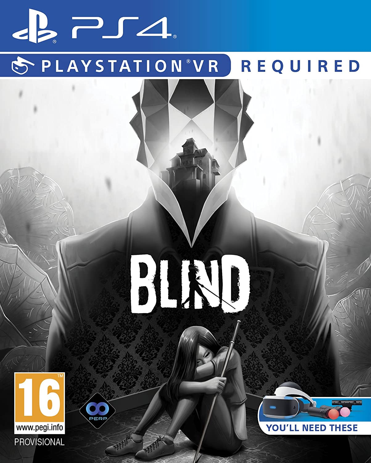 Amazon.com: Blind (PSVR) (PS4): Video Games