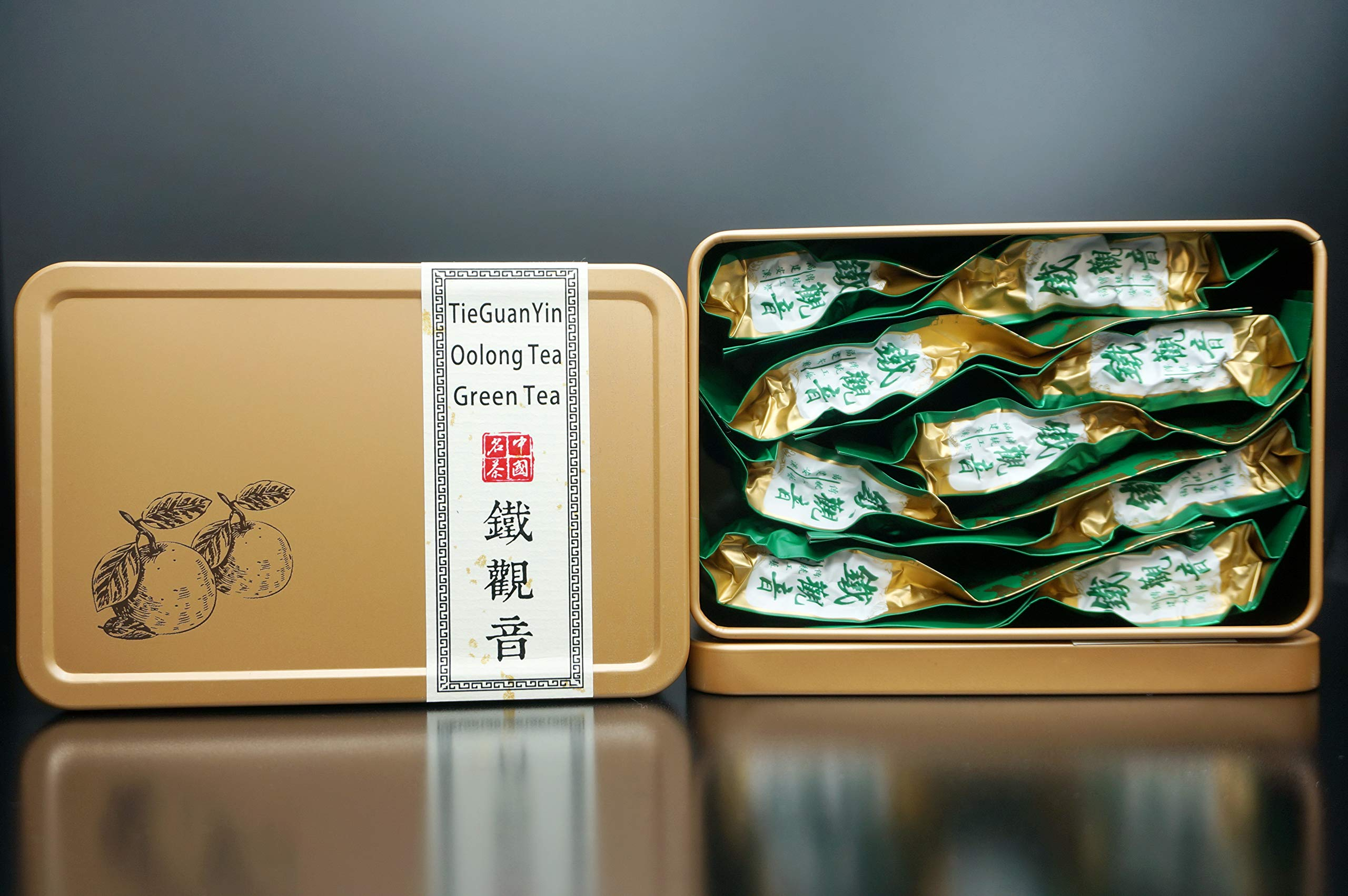 TieGuanYin.Tieguanyin.Oolong Tea.Green Tea.Tie GuanYin Tea.Tea Box.Chinese Oolong Tea.Tea Boxes.Produced in Fujian Anxi.铁观音.乌龙茶.茶叶.