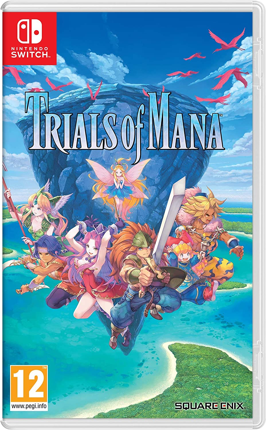 Trials of Mana: Amazon.es: Videojuegos