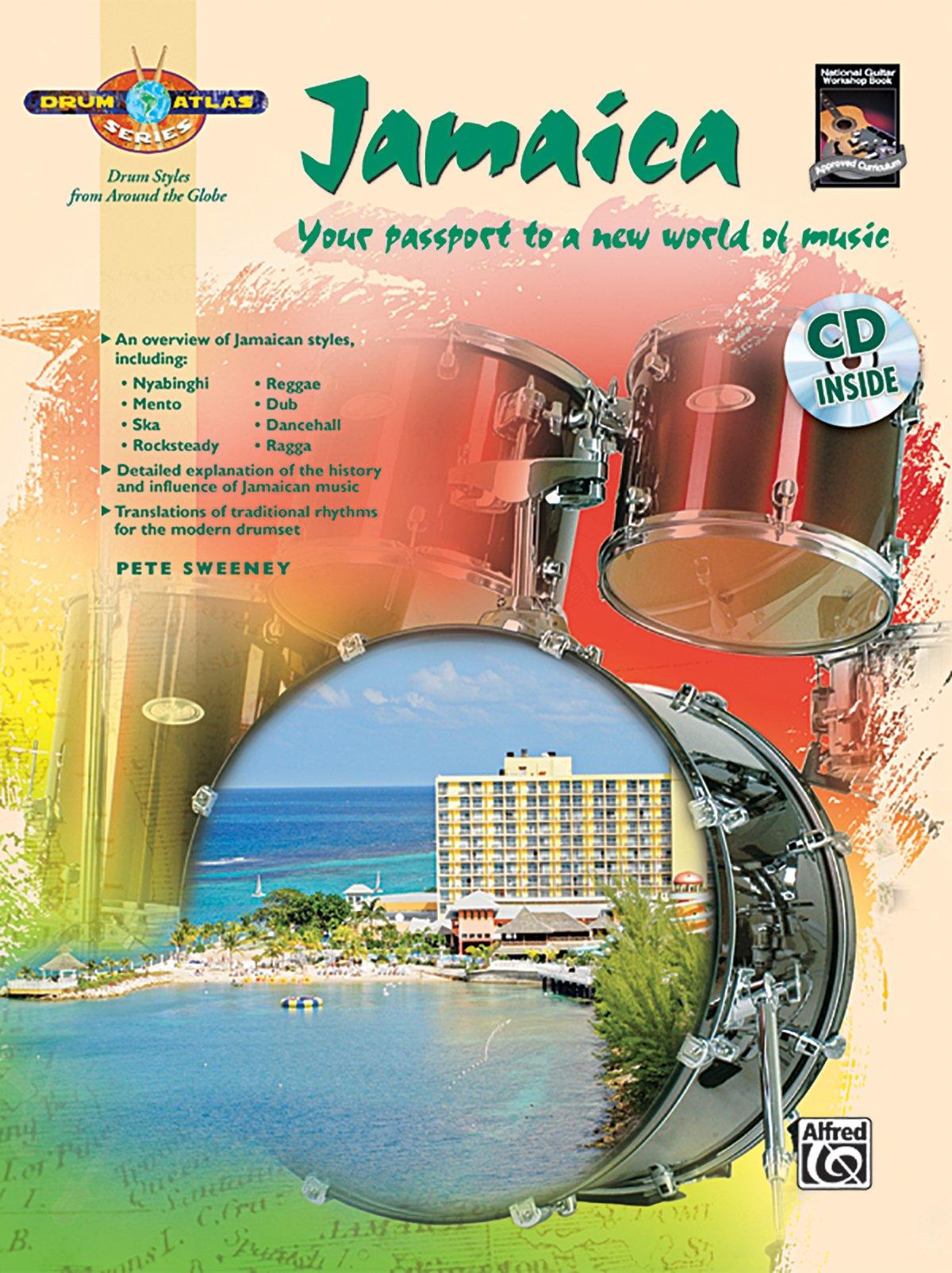 Drum Atlas Jamaica: Your passport to a new world of music, Book & CD ebook