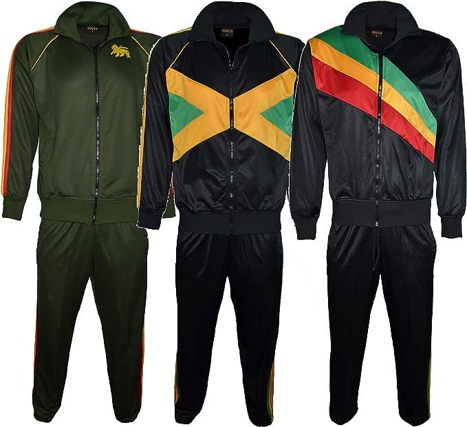 Roots Collection London Tuta da ginnastica Uomo Jamaica