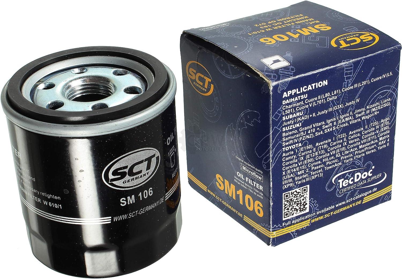 Original SCT Inspektionspaket Filter Set Motor Flush Motorsp/ülung 11595701