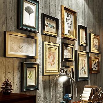 Ran Foto Wand Bilderrahmen Collagen Fotowande Bilderrahmen Wande