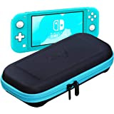 ButterFox Compact Switch Lite Carrying Case for Nintendo Switch Lite with 19 Game and 2 Micro SD Card Holders, Pocket…