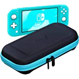 ButterFox Slim Carrying Case for Nintendo Switch Lite with 19 Game and 2 Micro SD Card Holders, Storage for Switch Lite Acces