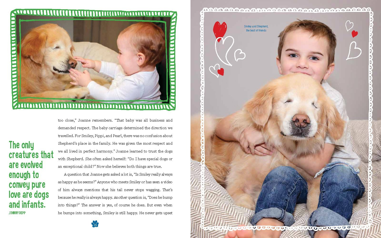 Smiley: A Journey of Love by Fitzhenry and Whiteside (Image #1)