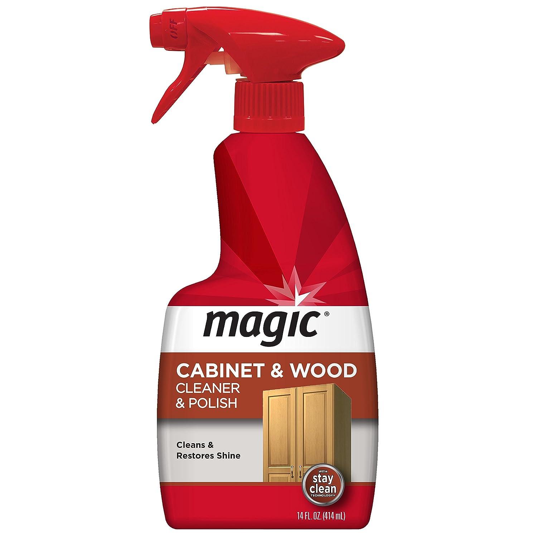 Amazon.com: Magic Wood Cleaner and Polish - 14 Fluid Ounce ...