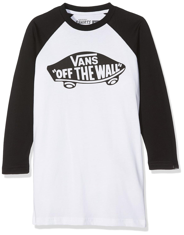 cca4ffced9 Vans OTW Raglan Boys T-Shirt  Amazon.co.uk  Clothing