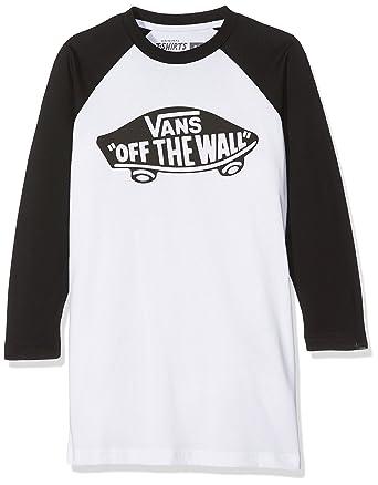 7ffe9cf9d2 Vans OTW Raglan Boys T-Shirt  Amazon.co.uk  Clothing