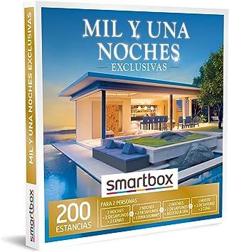 SMARTBOX - Caja Regalo - Mil y una Noches exclusivas - Idea de Regalo - 2 Noches con Desayuno y