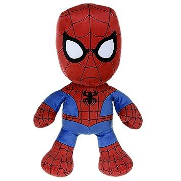 JugueteXlAmazon Suave Spiderman Y Juegos esJuguetes Marvel 0k8wOPn