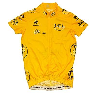 Le Coq Sportif - Tour de France Yellow Jersey for Kids - Size   12 years cbde67eda