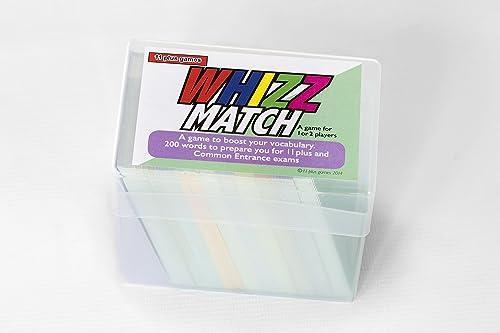Whizz Match-11+synonym card game