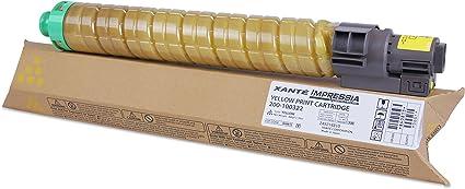 Xante Impressia Toner Cartridge YELLOW 200-100322