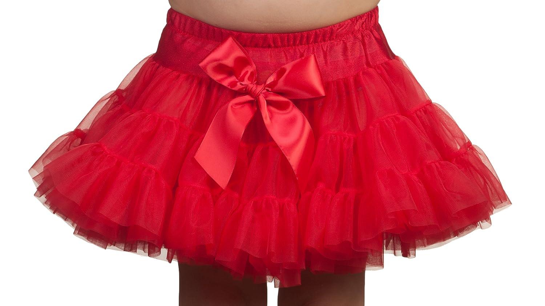 Laura Dare Little Girls Short Princess Petti Skirt Tutu (5 Colors) 000530-ALL-B