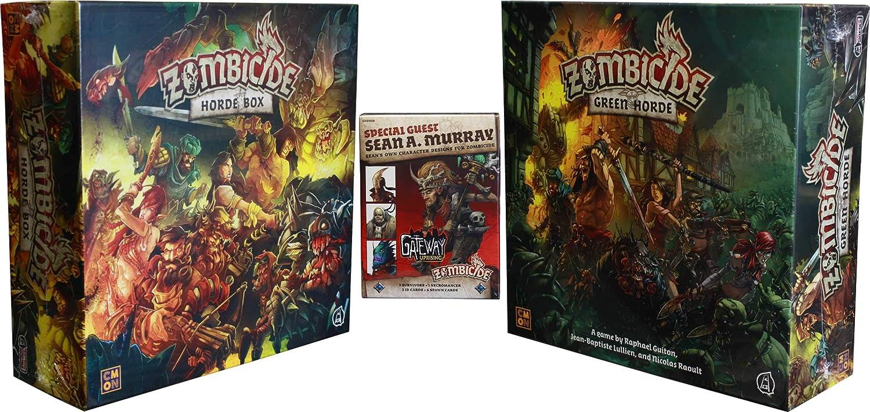 Kickstarter Exclusive Survivor Zombicide Green Horde Brannog Steelgreaves