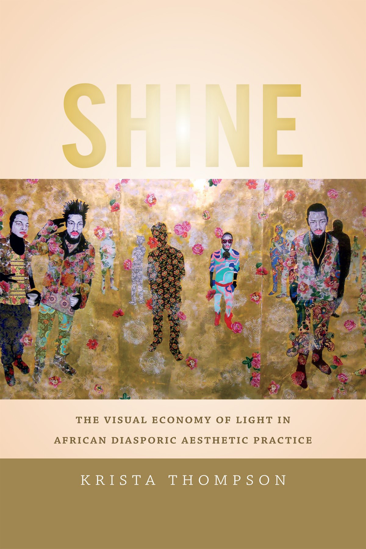 Shine: The Visual Economy of Light in African Diasporic Aesthetic Practice by Duke University Press Books