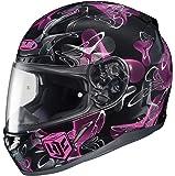 HJC CL-17 Mystic Full-Face Motorcycle Helmet (MC-8, Medium)