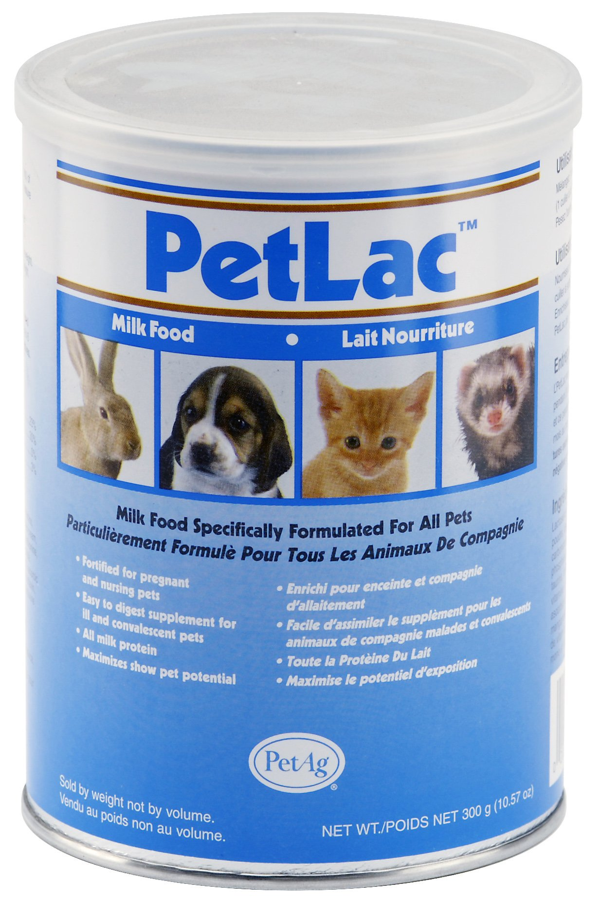 Petlac Milk Powder For Pets, 300Gm by PetLac