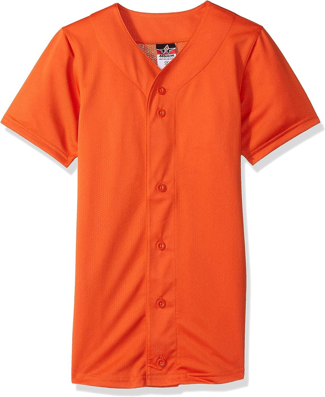 Alleson Athletic Boys Baseball Jersey