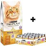purina pro plan senior cat food
