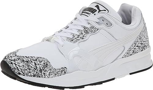 PUMA Men's XT2+ Snow Splatter Pack Running Shoe