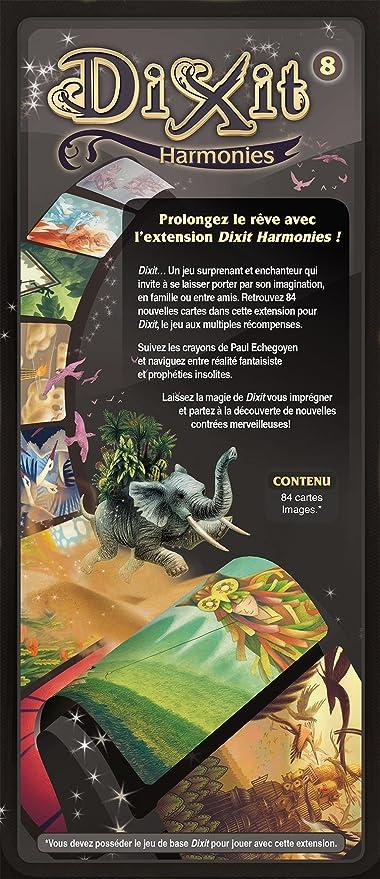 Asmodee – Juego de Cartas Dixit: Amazon.es: Juguetes y juegos