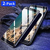 2-Pack Ainope Edge to Edge Screen Protector for Google Pixel 3