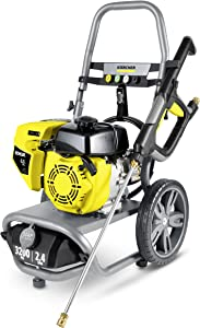 Karcher 11073880 G3200XK Gas Pressure Washer, Gray/Yellow