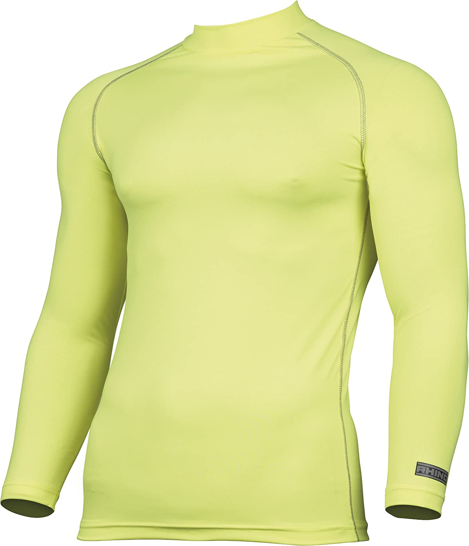 /Camiseta interior de manga larga para deporte Rhino/ de compresi/ón