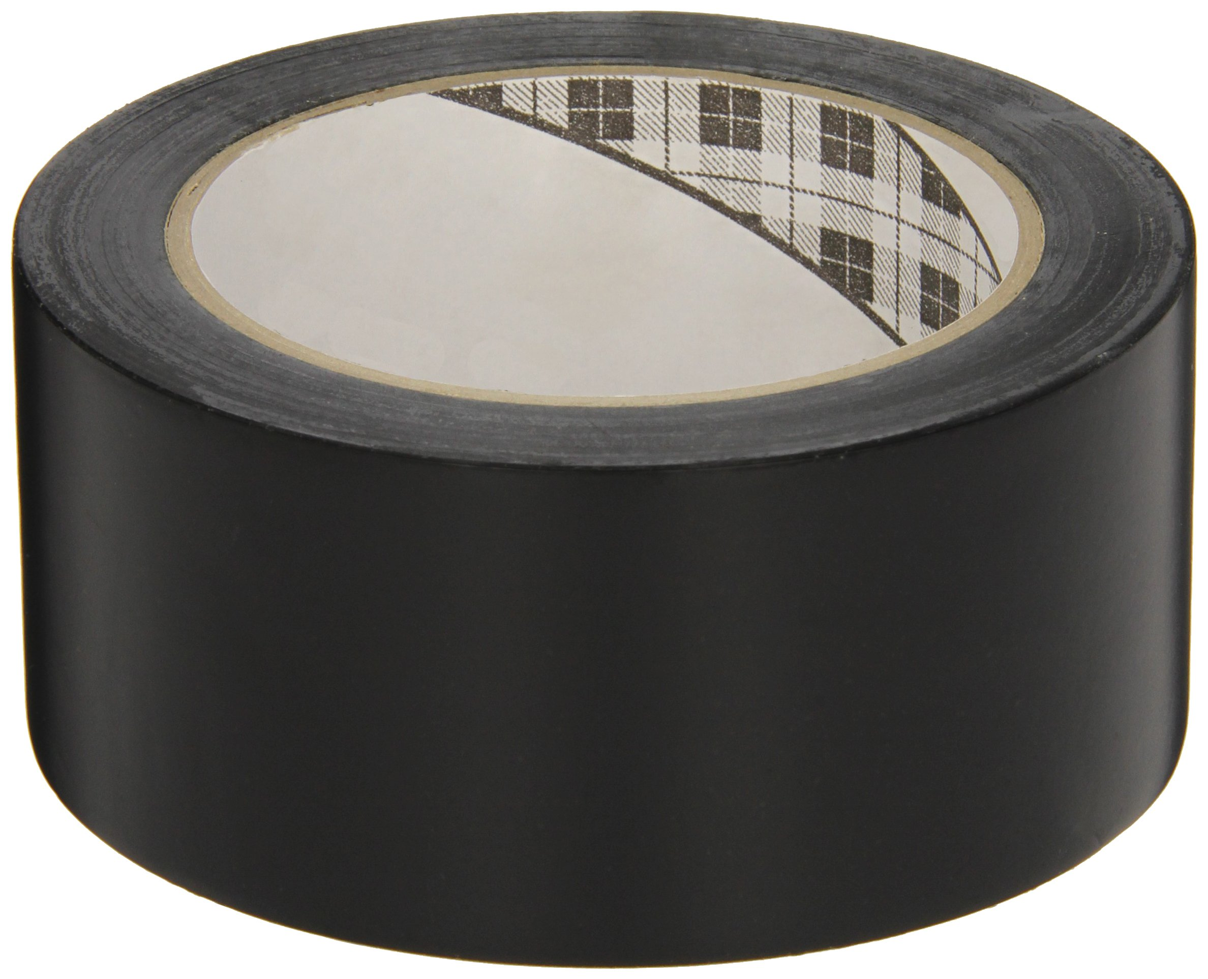 3M General Purpose Vinyl Tape 764 Black, 2 in x 36
