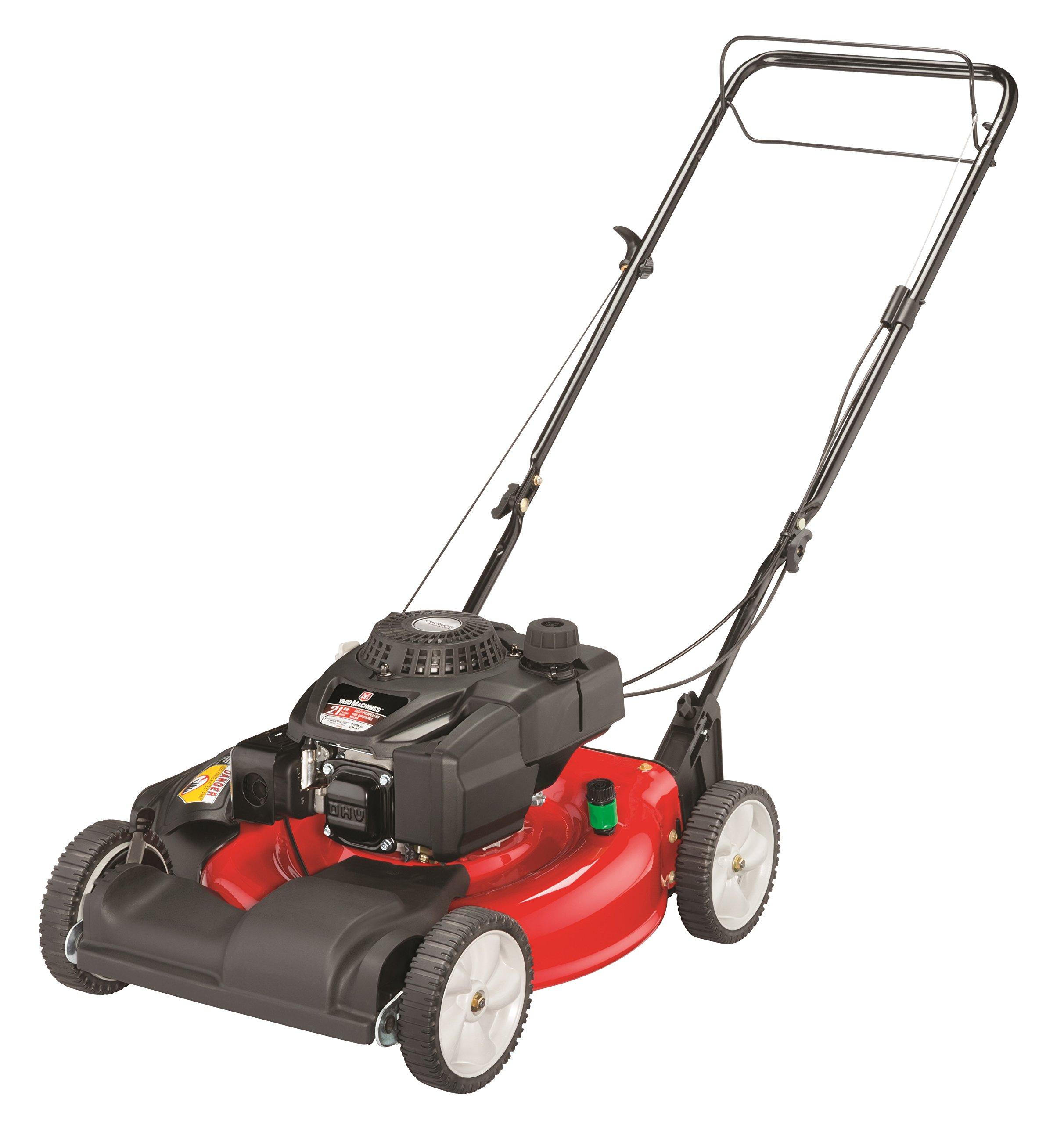 Yard Machines 159cc 21-Inch Self-Propelled Mower
