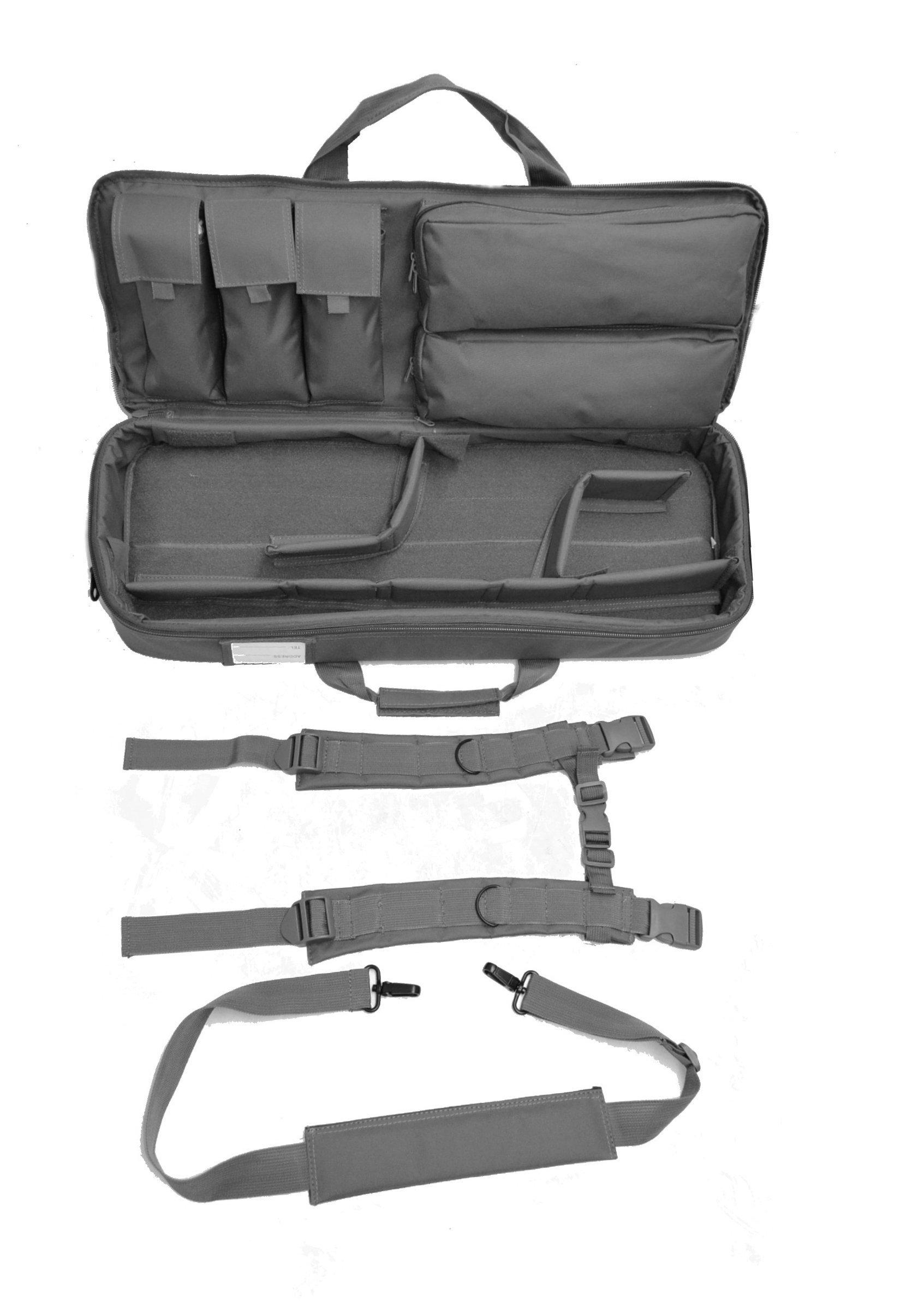 EXPLORER 3 Rifle Case, YKK, 30-Inch