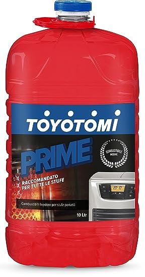Toyotomi 2828547 Prime, combustible universal para estufas ...