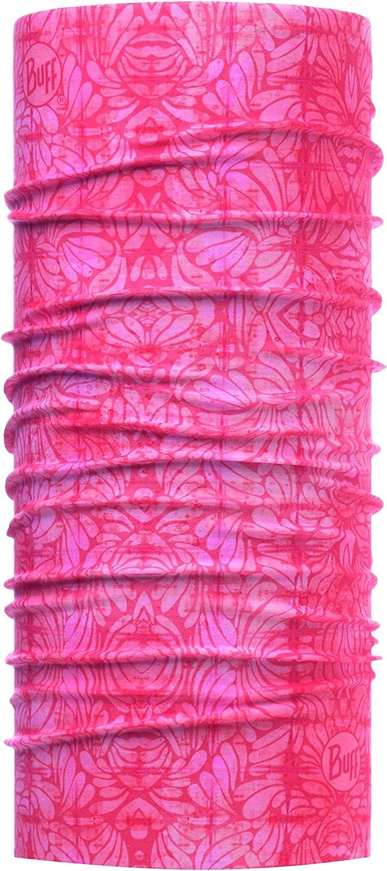 Taille Unique FR Fabricant Buff Calyx Tour de Cou Protection Solaire Mixte Adulte Salmon Rose