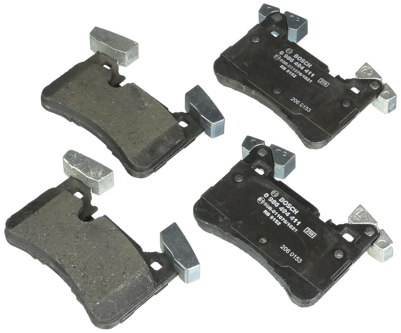 Bosch 0986494411 EuroLine Disc Brake Pad Set