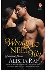 Wrong to Need You: Forbidden Hearts Kindle Edition