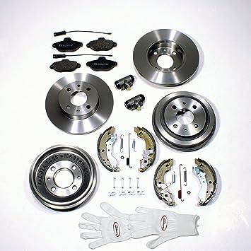 Bremstrommel//Bremsen Set hinten
