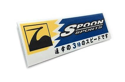 Spoon Sports Sticker Decal