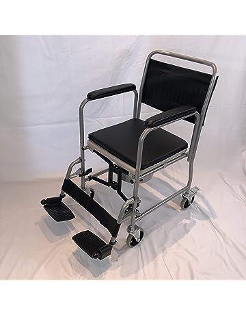 Amazon.es: Sillas de ruedas para baño: Salud y cuidado personal