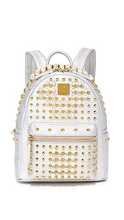 70b0df273d0 MCM Women s Stark Pearl Stud Backpack