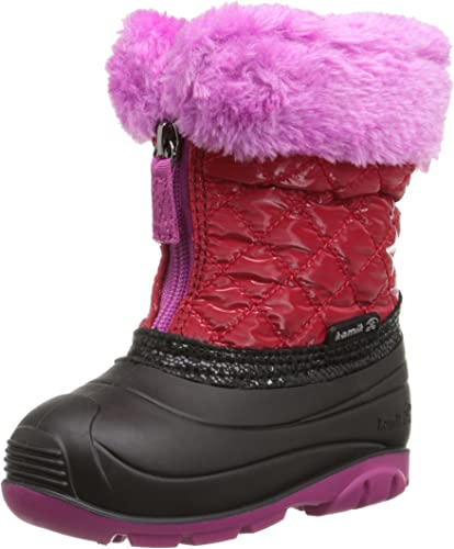 Toddler Kamik Fluffball Snow Boot