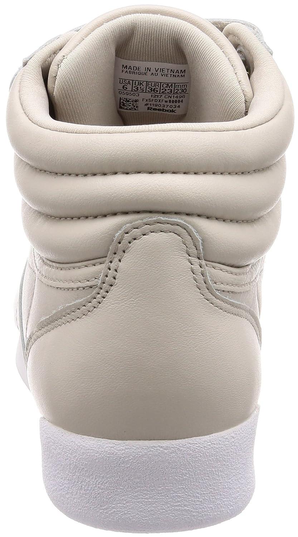 Reebok Cn1496, Chaussures de Gymnastique Femme, Beige (Sandstonewhite), 36 EU