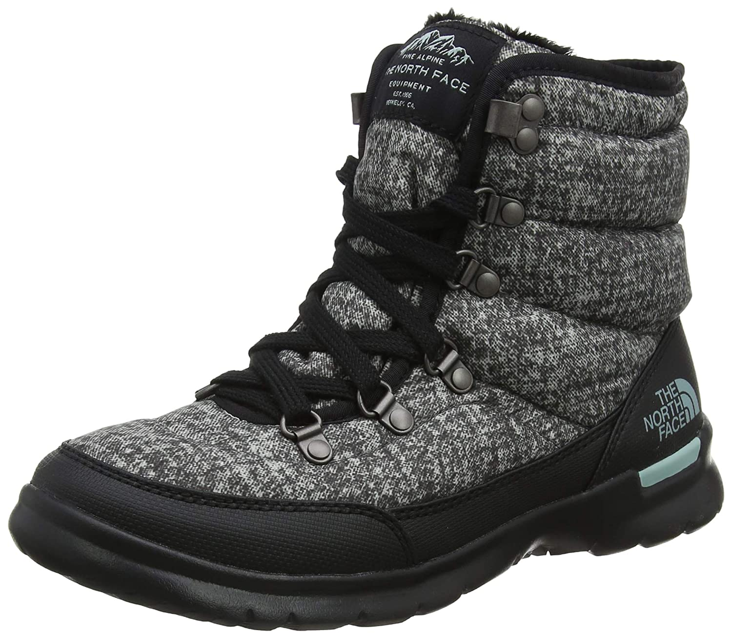 The Para Face Lace Nieve Ii Thermoball Botas De North fHrq4gf