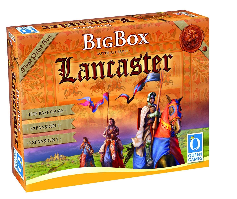 Lancaster Big Box Board Strategy Board Game [並行輸入品] Big B01NCB6BZJ B01NCB6BZJ, バイクマン:e29d57d5 --- ijpba.info