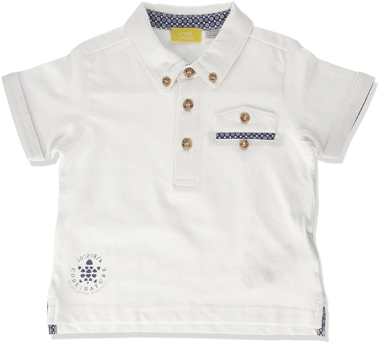 Chicco 09033437000000 Polo, Blanco (Bianco 033), 92 cm Unisex bebé ...